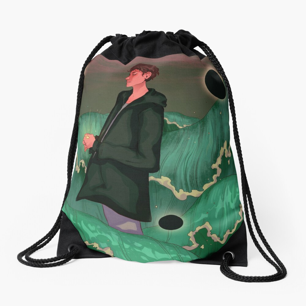 Forever Yours Drawstring Bag