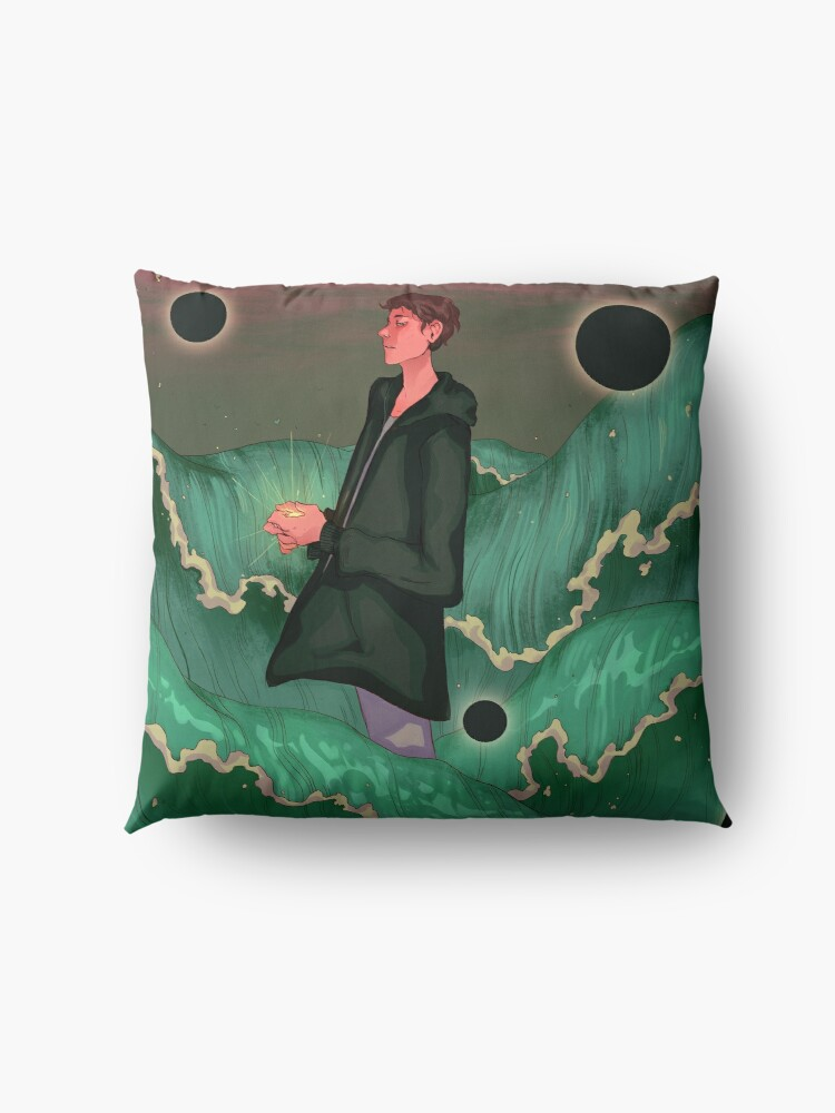 Alternate view of Forever Yours Floor Pillow