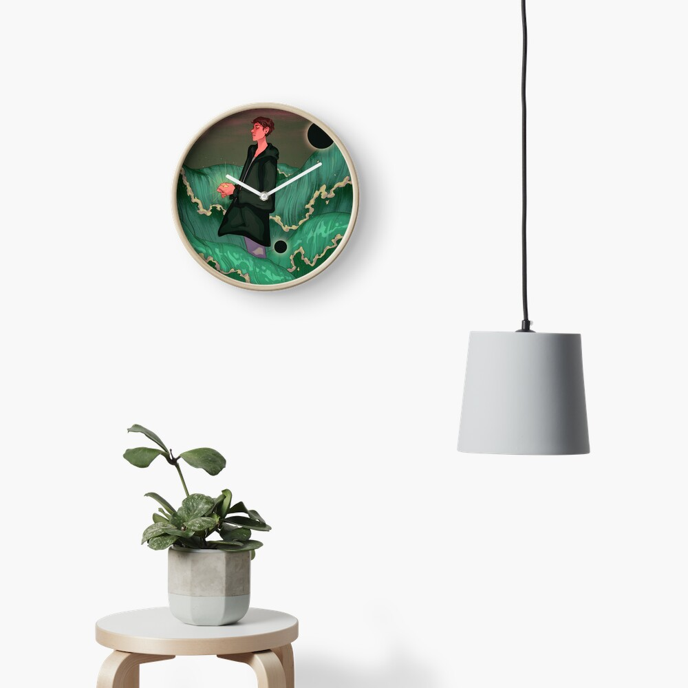 Forever Yours Clock