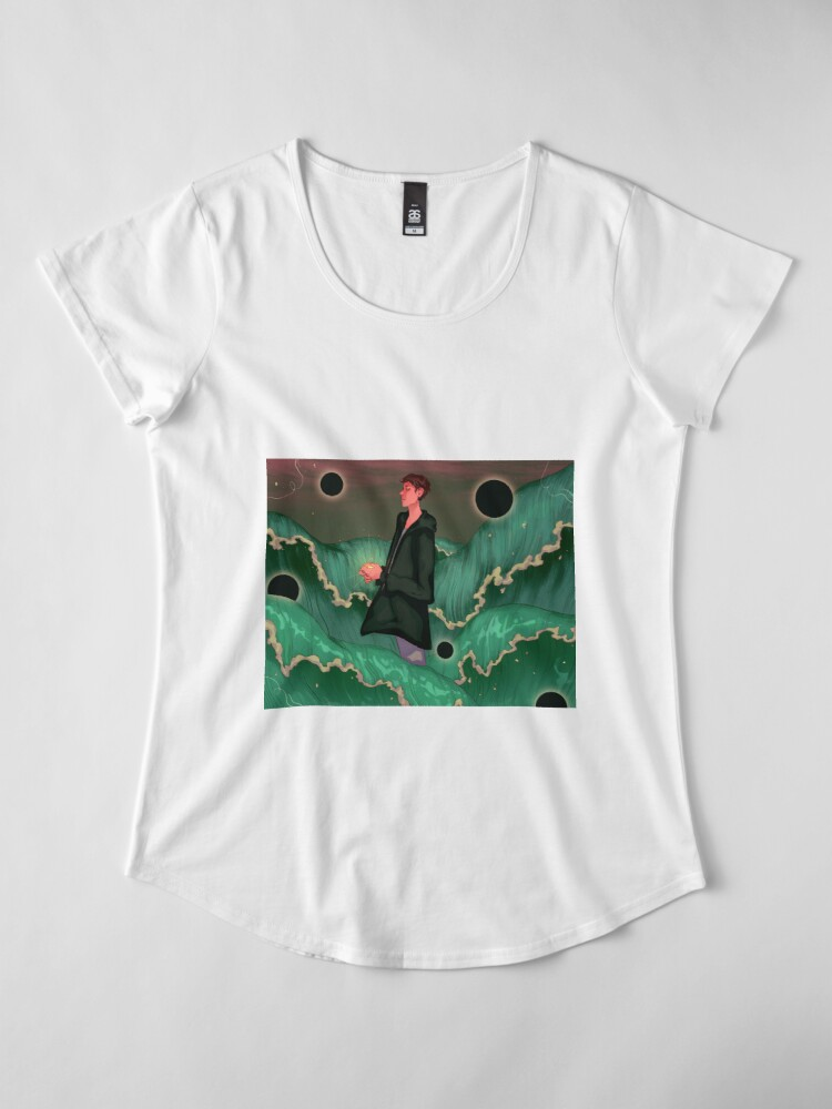 Alternate view of Forever Yours Premium Scoop T-Shirt