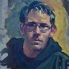Self-Portrait by Marcus  Gannuscio