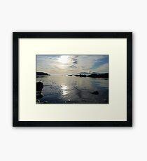 Arran Framed Print