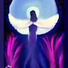 ANGEL WINGS AND HEAVEN!!! ..you light up my life by SherriOfPalmSprings Sherri Nicholas-