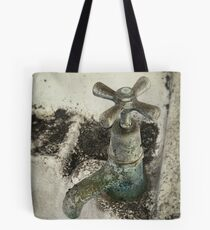 """ Deterioration "" Tote Bag"