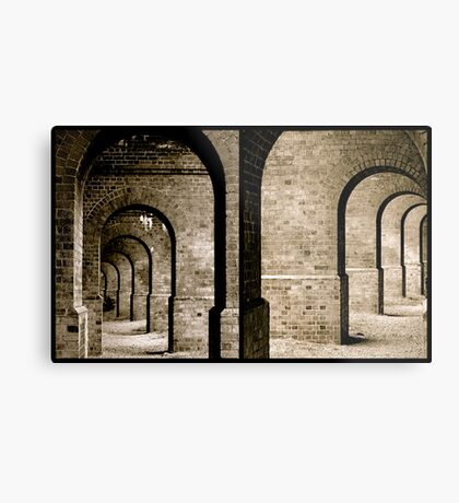 Which Way? Metal Print