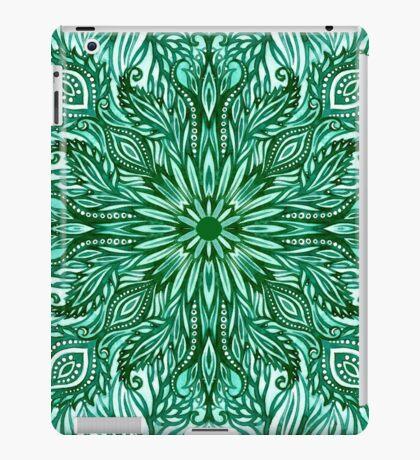 - Emerald pattern - iPad Case/Skin