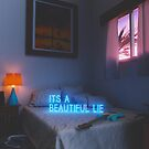 Its A Beautiful Lie by Devansh Atray