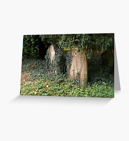 Chester Cemetery Greeting Card