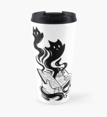Demon Book Travel Mug
