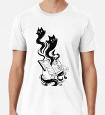 Demon Book Premium T-Shirt