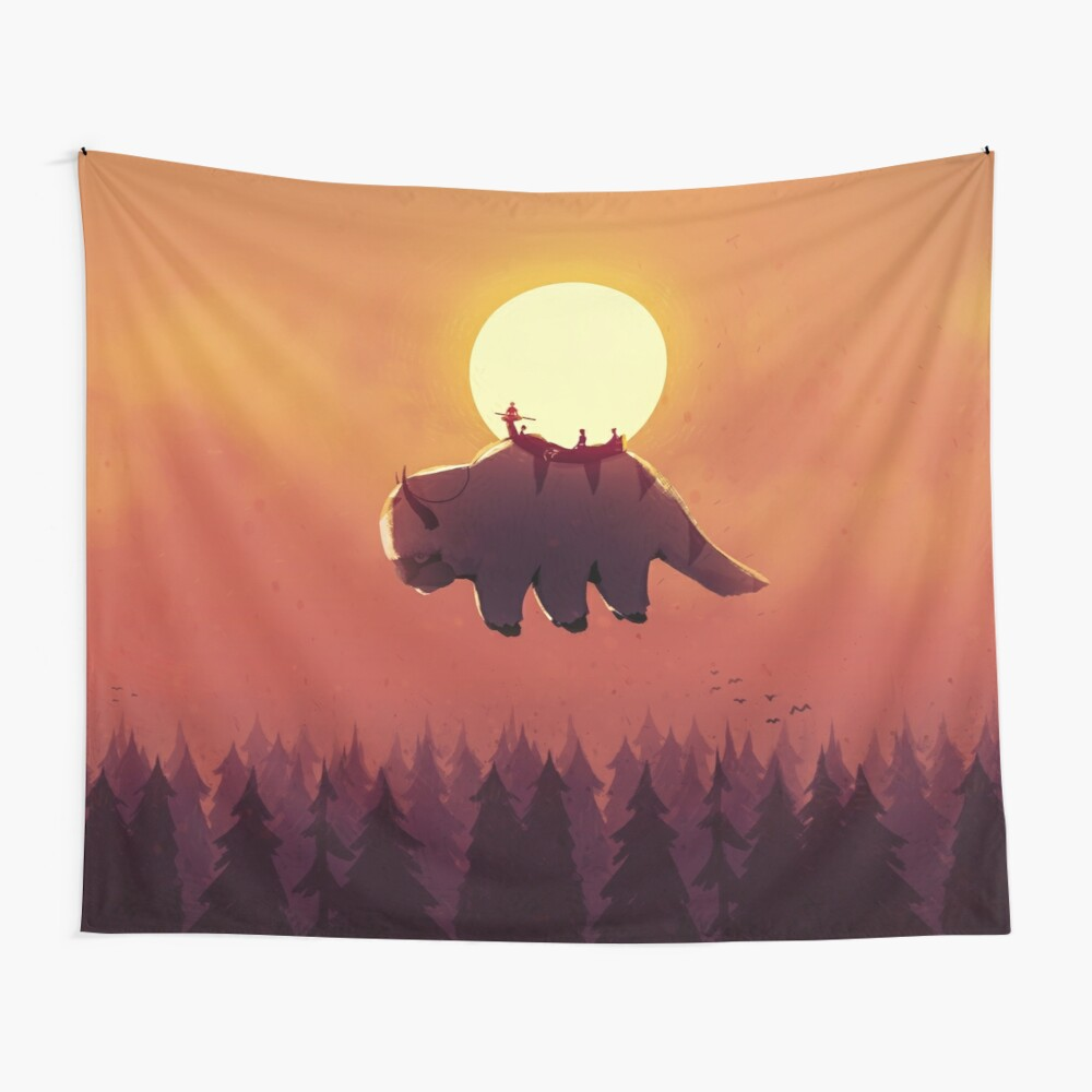 The End of All Things Wall Tapestry