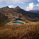 Kleine Scheidegg by Mark Howells-Mead