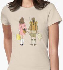 Moonrise Kingdom - Suzy & Sam Women's Fitted T-Shirt