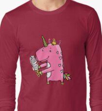 Unicorn and ice cream T-Shirt