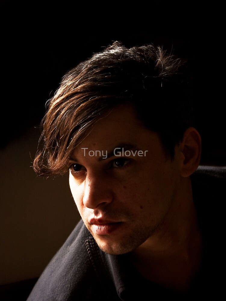 Marc St Angelo by Tony  Glover