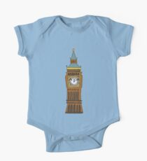 Cute Big Ben Tee One Piece - Short Sleeve