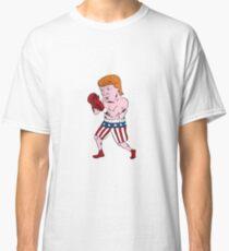 Donald Trump 2016 Republican Boxer Classic T-Shirt