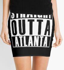Straight Outta Atlanta Mini Skirt