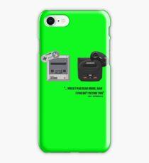 Juicy - Super Nintendo Sega Genesis iPhone Case/Skin