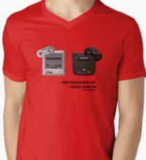 Juicy - Super Nintendo Sega Genesis Men's V-Neck T-Shirt