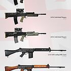 Service Rifles of the United Kingdom by nothinguntried