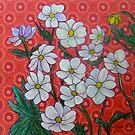 Anemones VI by Alexandra Felgate