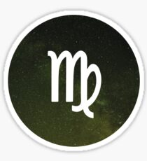 Virgo - The Virgin Sticker