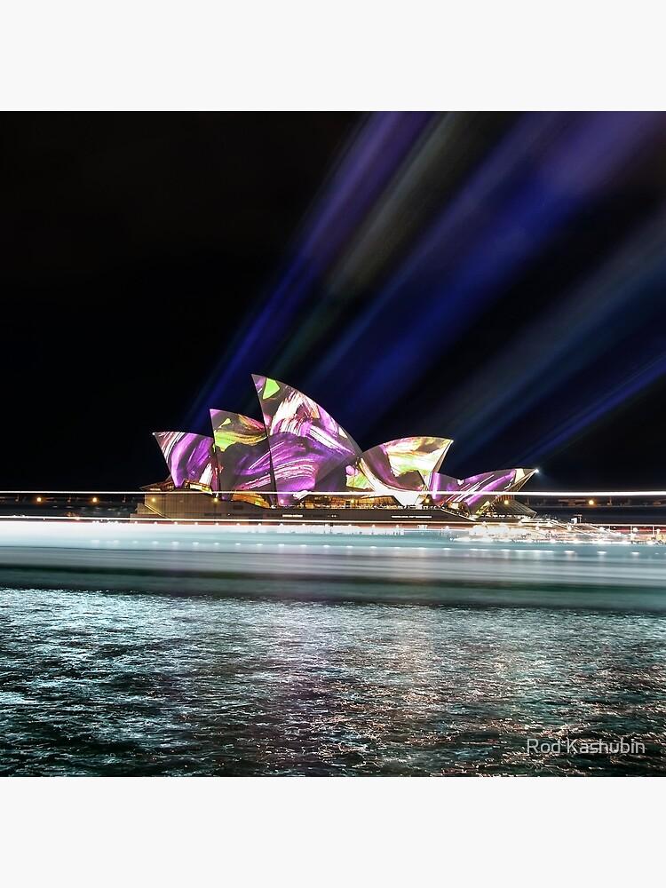Lighting the Sails by RodKashubin