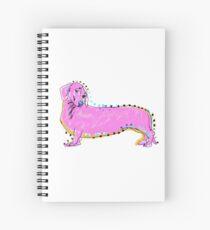 Always Keep Your Doxie Around You Spiral Notebook