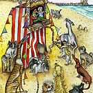 The Punch & Judy Show by Elle J Wilson
