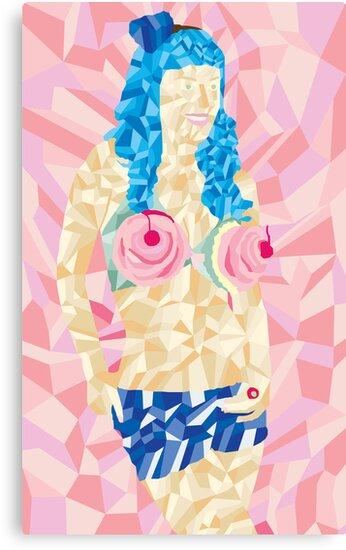 California Girl - Katy  by aklimited
