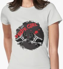 Roller Derby Girl logo T-Shirt