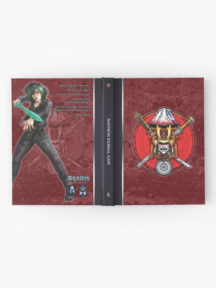 Alternate view of Scion Pantheon: Kami Hardcover Journal