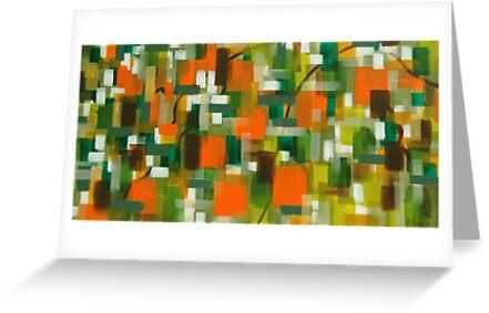 Orange Mist by Karen Foley