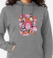 Rick and Morty Collage Lightweight Hoodie