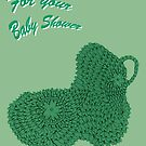 Baby Shower Card by KazM