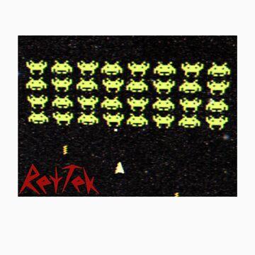RetTek - Alien Space Battle by rettek