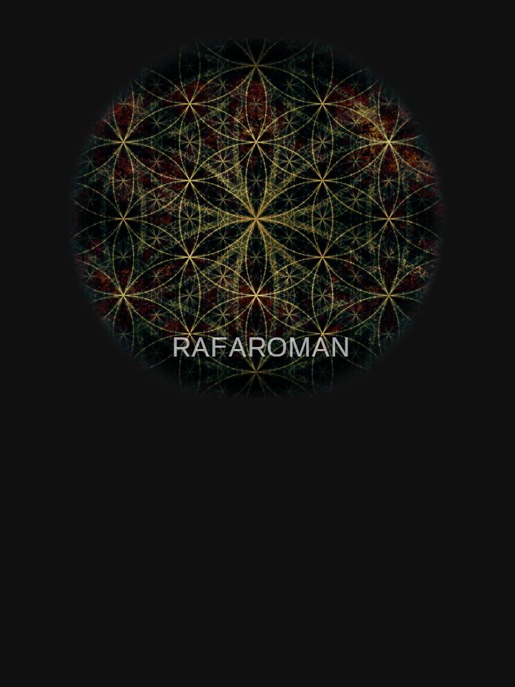 Heilige Blume des Lebens von RAFAROMAN