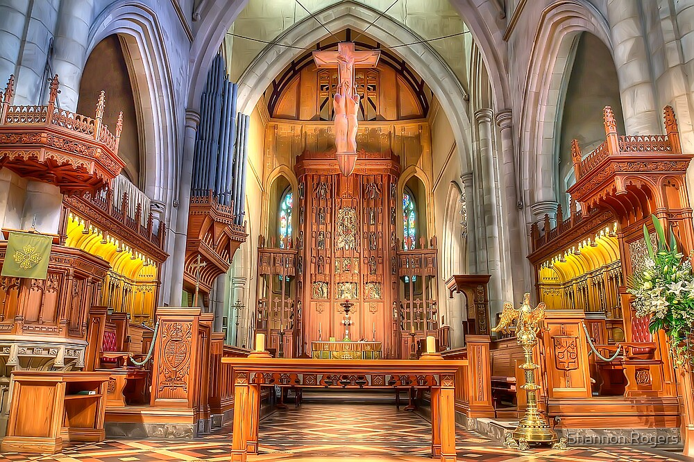 Quot St Peter S Cathedral Adelaide South Australia Quot By