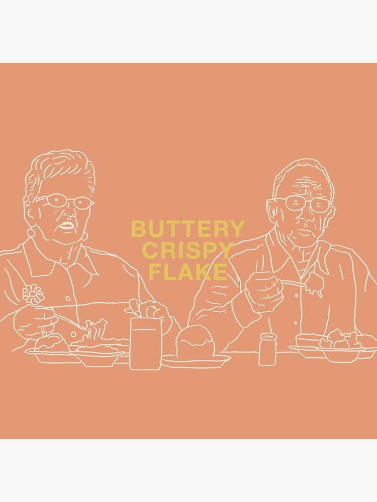 Buttery Crispy Flake by ZekeTucker