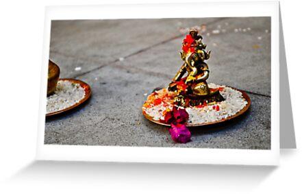 Ganesha by Shreedeep Rayamajhi