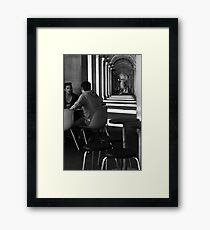 In your dreams, mate! Framed Print