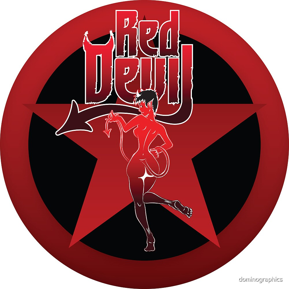 Red Devil Brew by dominographics