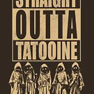 Straight Outta Tatooine by pixhunter