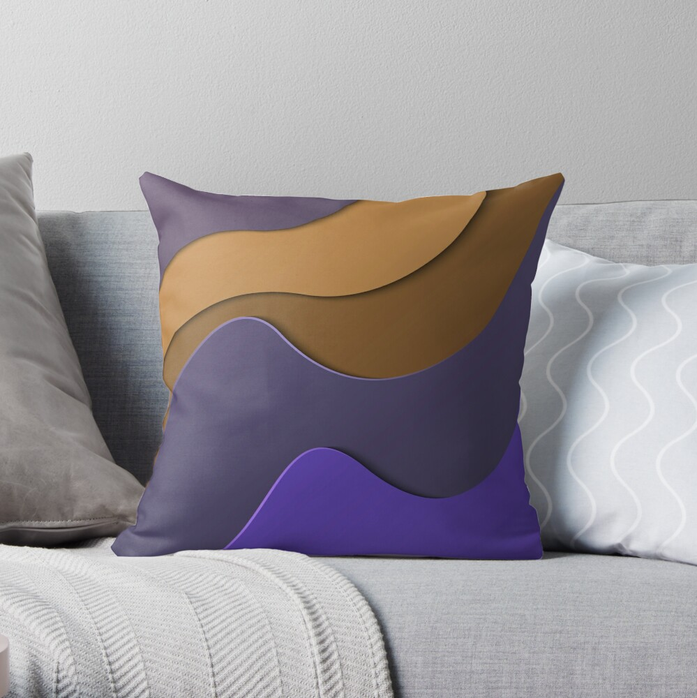 Star Trek tribute Throw Pillow