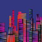 Night in city by Bluesrose