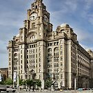 Royal LiverBuilding, Liverpool by Ray Clarke