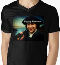 Ross Poldark in Cornwall Men's V-Neck T-Shirt