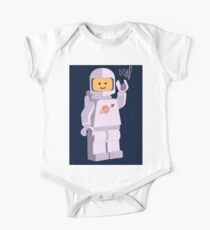 Space Astronaut One Piece - Short Sleeve