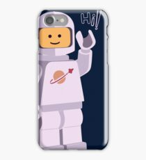 Space Astronaut iPhone Case/Skin